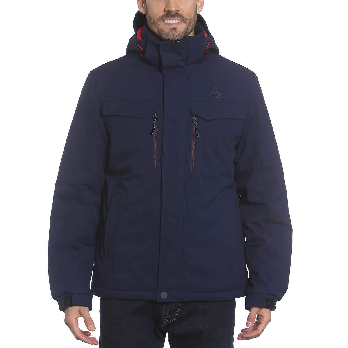 f7bf54d9 Amazon.com: Gerry Men's Nimbus Tech Jacket: Clothing