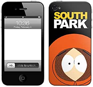 Zing Revolution South Park Premium Vinyl Adhesive Skin for iPhone 4/4S, Kenny (MS-SPRK90133)