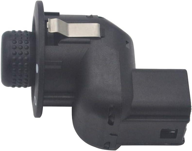 ZEALfix Manopola regolazione potenza elettrica Interruttore controllo specchietto laterale 8200676533 Clio III Laguna II Megane 2 Scenic 2 Kangoo