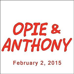 Opie & Anthony, Andrew Lincoln, February 2, 2015 Radio/TV Program