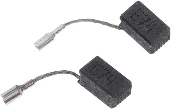 4x For BOSCH Carbon-Brushes GWS7-100//GWS7-125//GOP250CE//GWS720 Angle-Grinder New