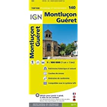 Montlucon / Gueret 2015: IGN.V140
