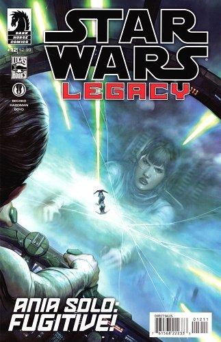 Read Online Star Wars Legacy Ii #12 pdf epub