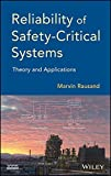 img - for Reliability of Safety-Critical Systems: Theory and Applications by Marvin Rausand (2014-03-18) book / textbook / text book