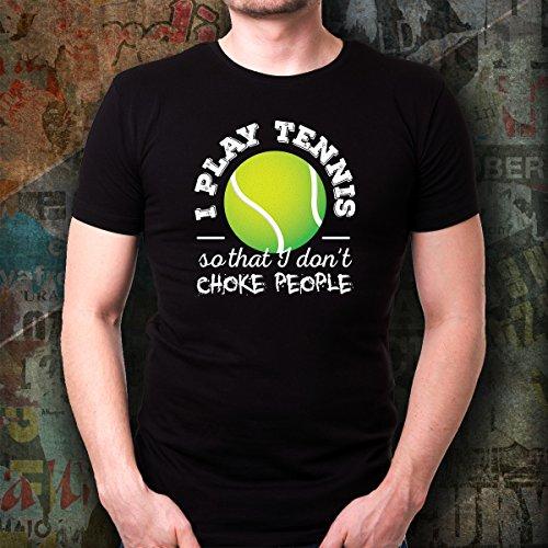 Amazon.com: District Shirts Tennis Unisex T-Shirt. Funny Tennis Tee. Cool Gift Idea. Shirt For Tennis: Clothing