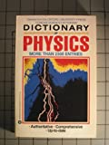 The Dictionary of Physics, Oxford University Press, 0446381268