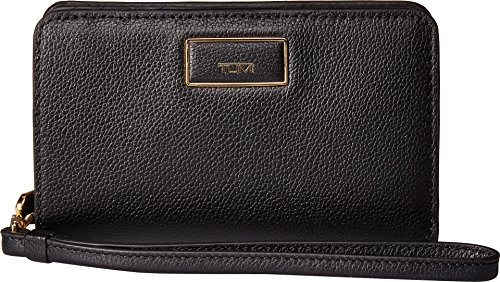- Tumi Women's Belden French Purse Travel, Black, One Size