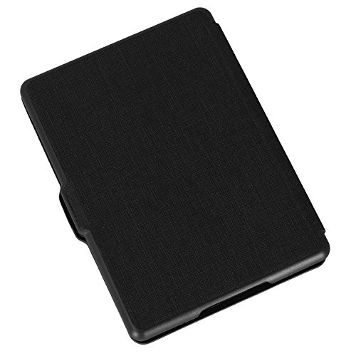 """NIFTYNOOK Case for Kindle E-Reader 6"""" Display 8th Generation 2016 Release w/Auto Sleep/Wake funtion Black"""