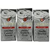 Cameron's Ground Coffee, Variety Pack, 36 Ounce