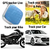 GPS tracker, smallest safety & tracking device for small kids, family ,Car,bike -real time gps tracking device-SOS-Satilite tracking/ GSM/GPRS.