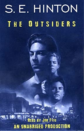 Image result for the outsiders book