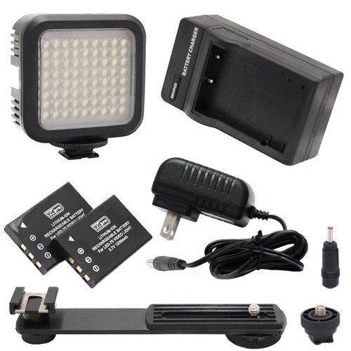 Canon VIXIA HF S10 Camcorder Lighting 5600K Color Temperatur