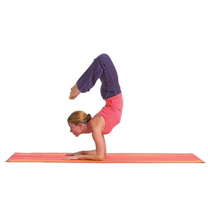 Amazon.com : 6mm Sky Warrior Plus Yoga Mat : Sports & Outdoors