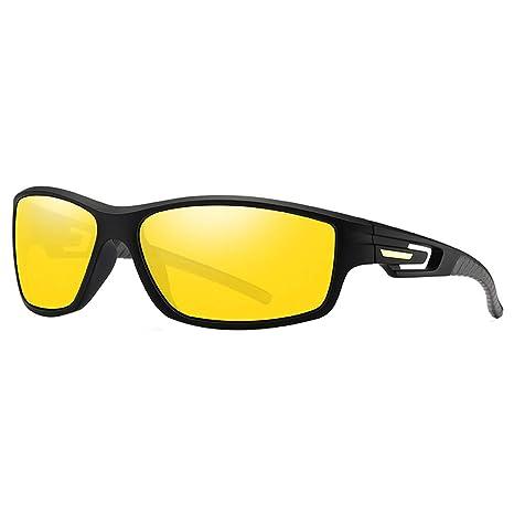 Amazon.com: Gafas polarizadas de visión nocturna para ...