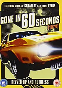 Gone in 60 Seconds (1974) [DVD]