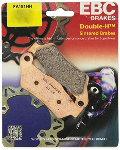 EBC Brakes FA181HH Disc Brake Pad Set ()