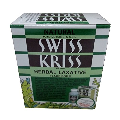Kriss Products Swiss Laxative Modern (Modern Products Swiss Kriss Laxative Herbal 3.25 Oz)