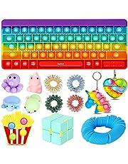 i-FSK Jumbo POP ON IT Fidget Toys