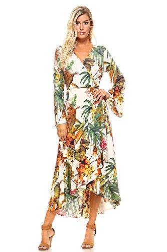 3xl hawaiian dresses - 5