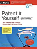 img - for Patent It Yourself: Your Step-by-Step Guide to Filing at the U.S. Patent Office 17th edition by Pressman Attorney, David (2014) Paperback book / textbook / text book