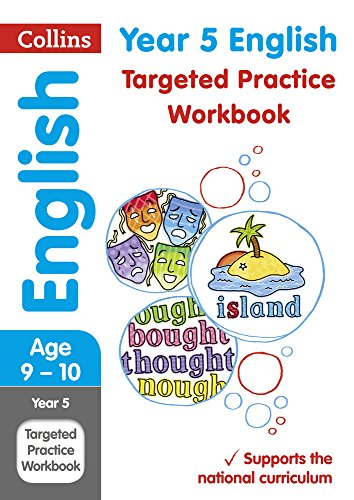 Best Year 5 English Targeted Practice Workbook (Collins KS2 SATs Revision and Practice) KINDLE