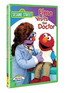 Amazon Com Sesame Street Elmo Visits The Doctor