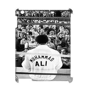 Muhammad Ali Personalized 3D Case for Ipad 2,3,4, 3D Customized Muhammad Ali Case