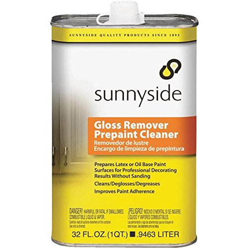 SUNNYSIDE CORPORATION 72232 1-Quart Gloss Remover - Gloss Remover