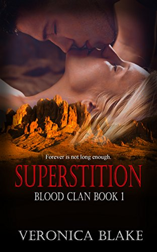 Superstition (Blood Clan Book 1) by [Blake, Veronica]