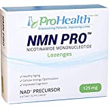 ProHealth NMN Pro (125 mg, 30 lozenges) Nicotinamide Mononucleotide | NAD+ Precursor | Dairy Free | Gluten Free | Non-GMO | Vegan