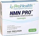 ProHealth NMN Pro™ (125 mg, 15 lozenges) Nicotinamide Mononucleotide | NAD+ Precursor | Dairy Free | Gluten Free | Non-GMO | Vegan