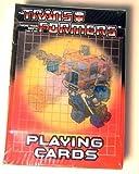 Transformer Playing Cards
