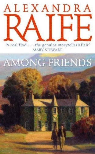 book cover of Among Friends