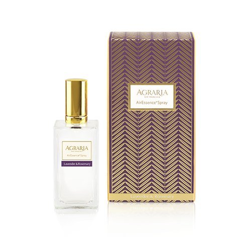 Lavender & Rosemary AirEssence Spray by Agraria San Francisco