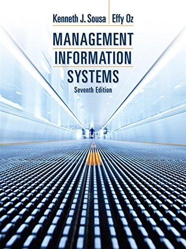 Management Information Systems ()