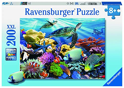 Ravensburger Ocean Turtles - 200 Piece Puzzle