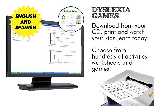 Overcoming Dyslexia by Sally Shaywitz + Dyslexia Brain Games CD ...