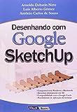 img - for Desenhando com Google Sketchup book / textbook / text book