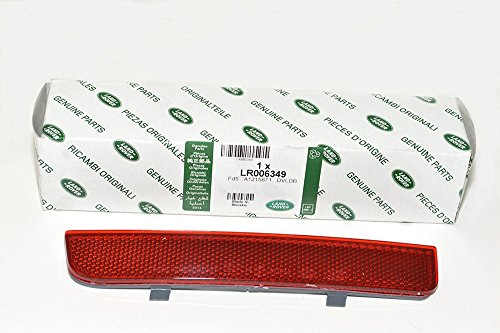 LAND ROVER RANGE ROVER L322 REAR BUMPER REFLECTOR - LH NEW GENUINE Part # ()