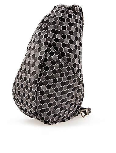 Large Mosaic Baglett Back Bag Healthy 18200LG Silver Si Silver wzXa1ngxq