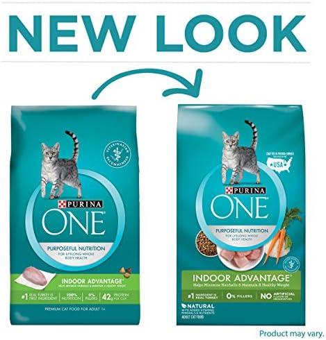 Purina ONE Indoor Advantage Adult Cat Food 3