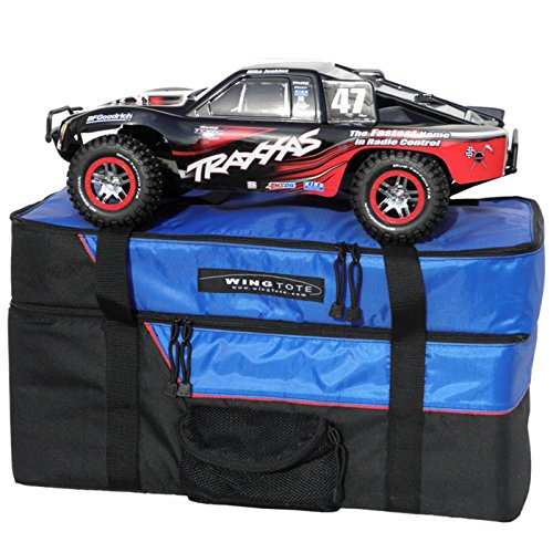 - WING TOTE Short Course Truck Bag, Blue