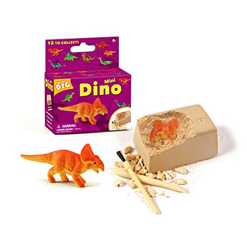 XX Excavation Dig Kit for Kids Colorful Dinosaur Toy 12 Styles to Collect