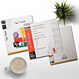 Ahh Hah! Organizer Kit: Home Records - Index Tabs for Three-ring Binder with Cover