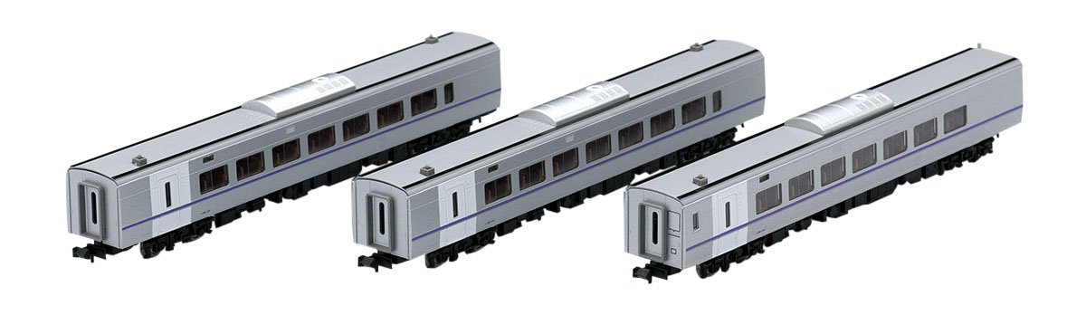 TOMIX Nゲージ キハ261 1000系 新塗装 増結セット 98233 鉄道模型 ディーゼルカー   B01LY666PR