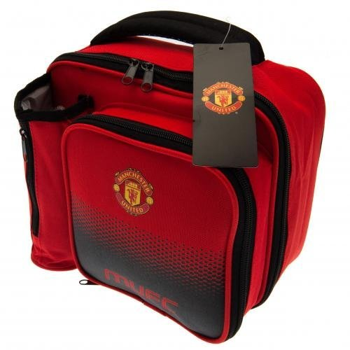 - Manchester United F.c. Fade Lunch Bag