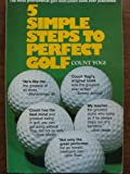 Five Simple Steps to Perfect Golf, Count Yogi, 0671628798