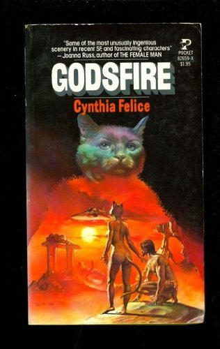 book cover of Godsfire