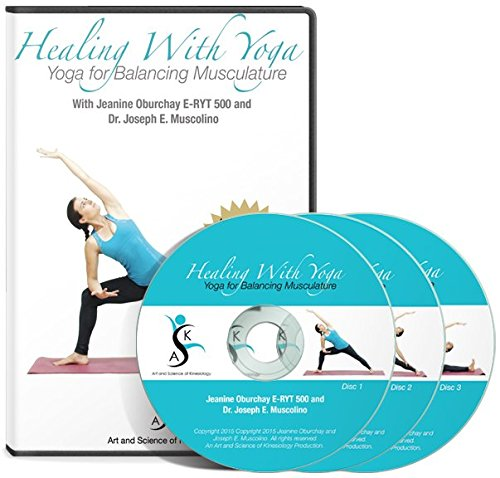 Healing With Yoga Yoga for Balancing Musculature