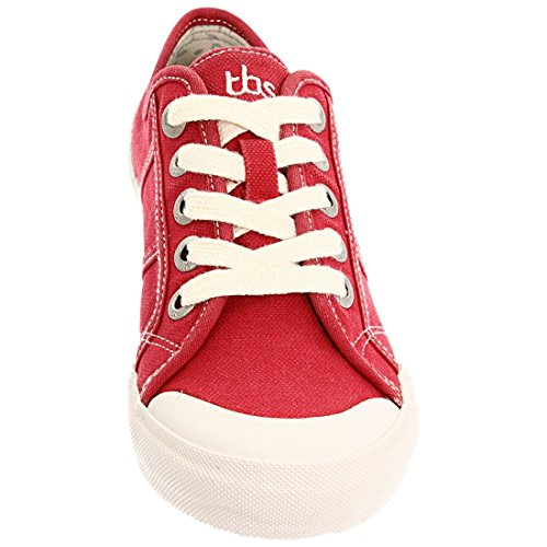 TBS TBS Baskets Rouge Baskets Opiace Rouge Opiace Femme Femme Opiace Baskets TBS OXpOrFq